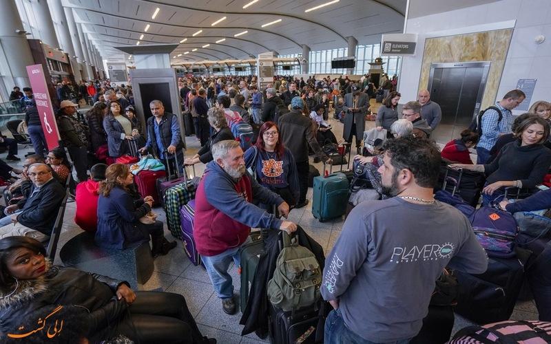 شلوغ ترین فرودگاه دنیا
