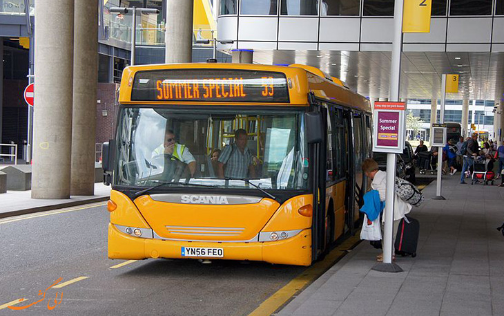اتوبوس فرودگاه گاتویک
