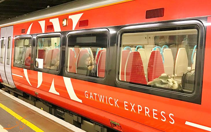 قطار اکسپرس فرودگاه گاتویک