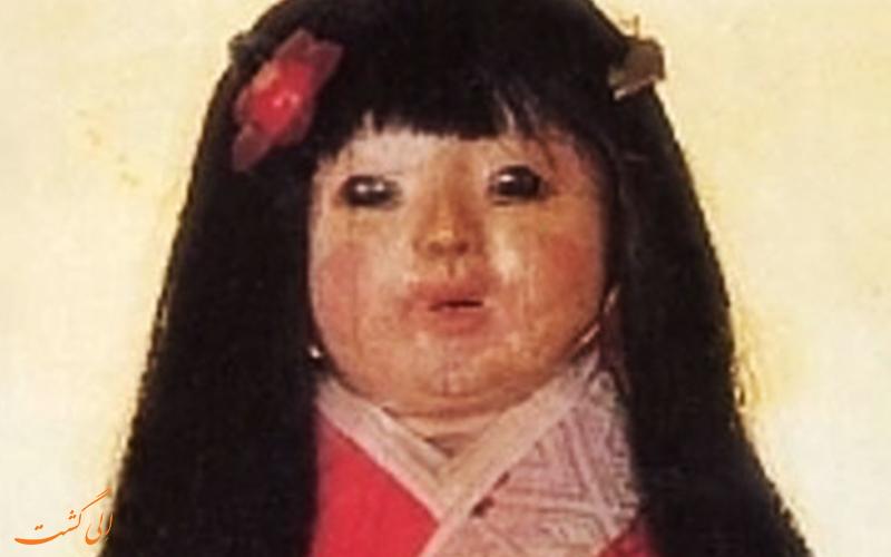 عروسک اوکیکو در ژاپن