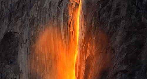 آبشار یوسمیت