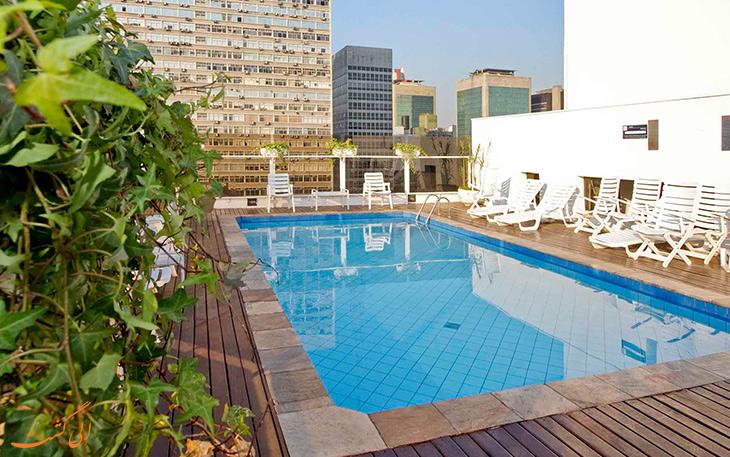 هزینه اقامت در شهر سائوپائولو