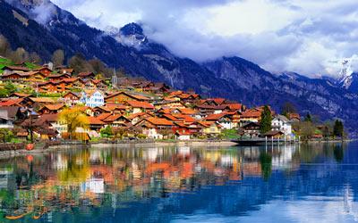 زیباترین شهرهای سوئیس