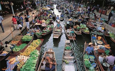 سفر به بانکوک و پاتایا