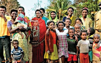 قبیله سیدی در هند