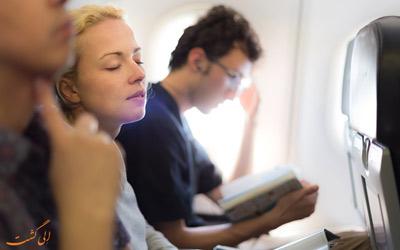 هوای داخل هواپیما