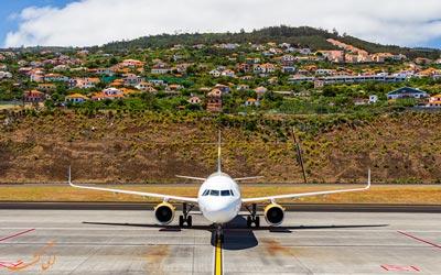 خوش منظره ترین فرودگاه های دنیا