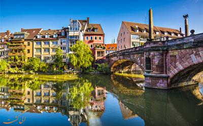 شهر نورنبرگ آلمان