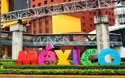 سفر به مکزیکوسیتی