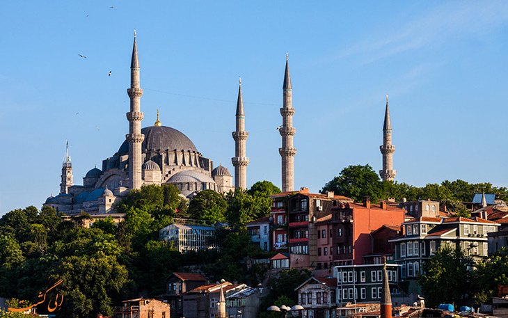 تور استانبول آژانس الی گشت