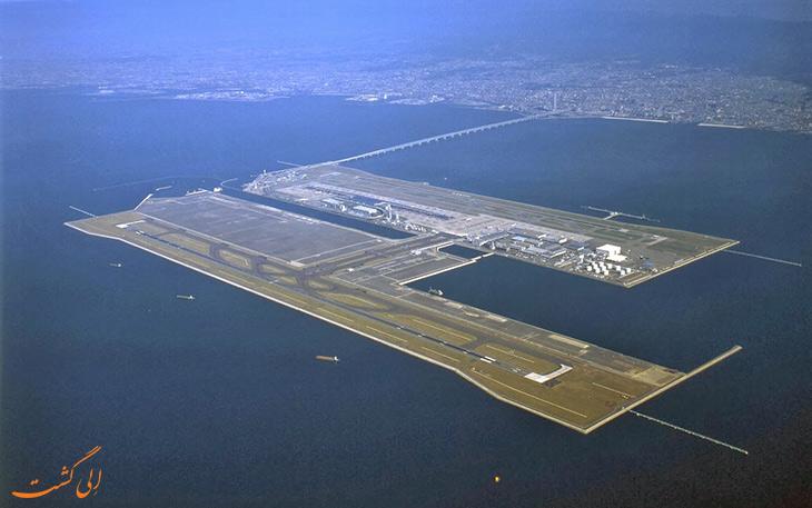 حمل و نقل فرودگاه کانسای
