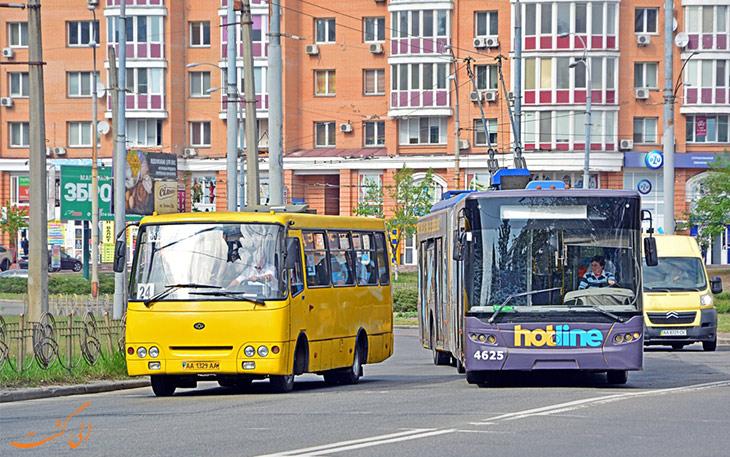 اتوبوس کی یف