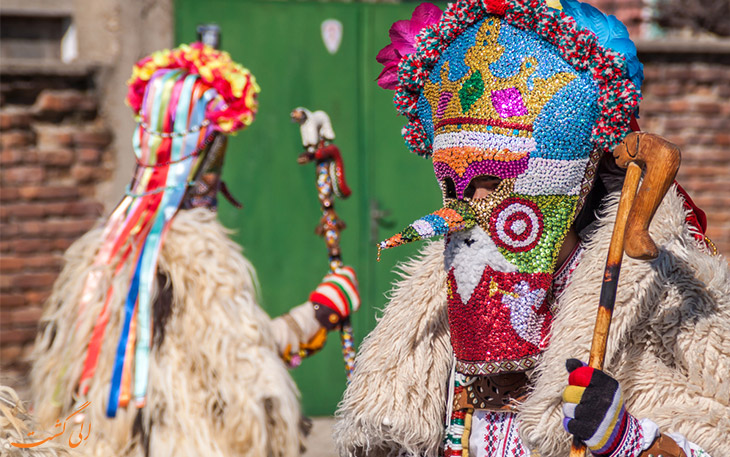 ماسک کوکر بلغارستان