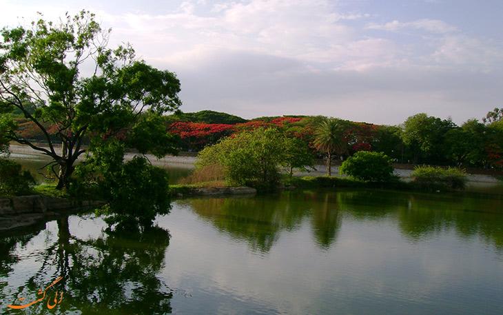 باغ گیاهشناسی لال باغ