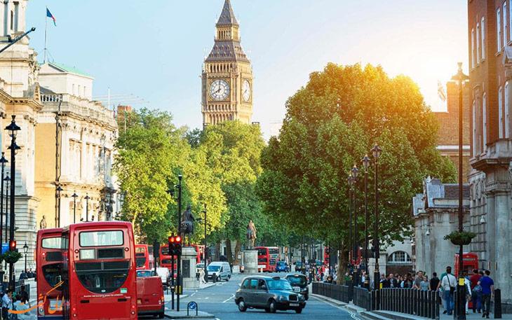 حمل و نقل لندن