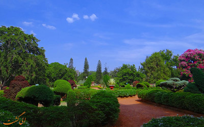 باغ های بنگلور