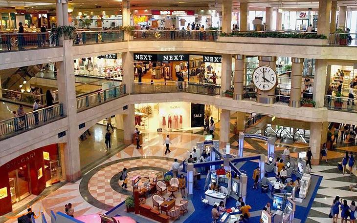 مراکز خرید در شهر جاکارتا