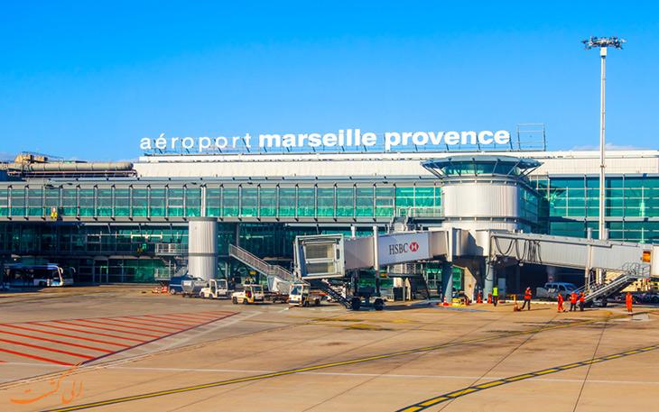 فرودگاه مارسی