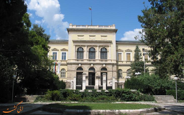 موزه تاریخ دارو در وارنا