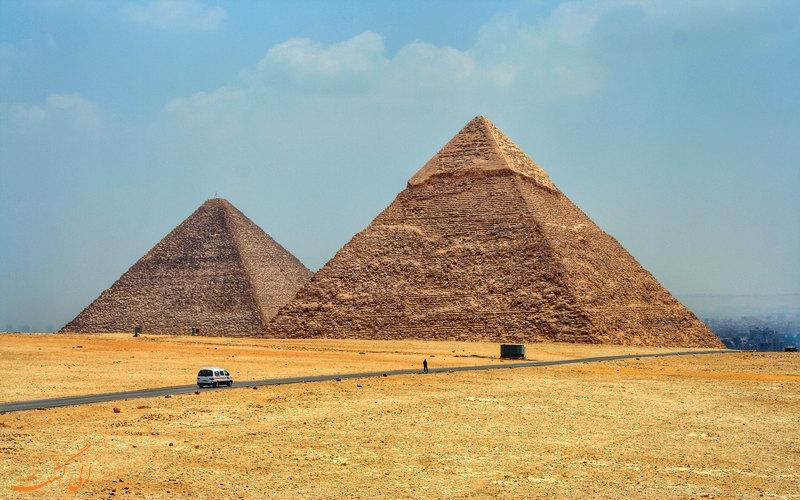 رشد درآمدهای گردشگری مصر