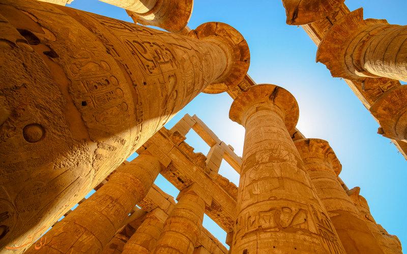 بهبود گردشگری کشور مصر