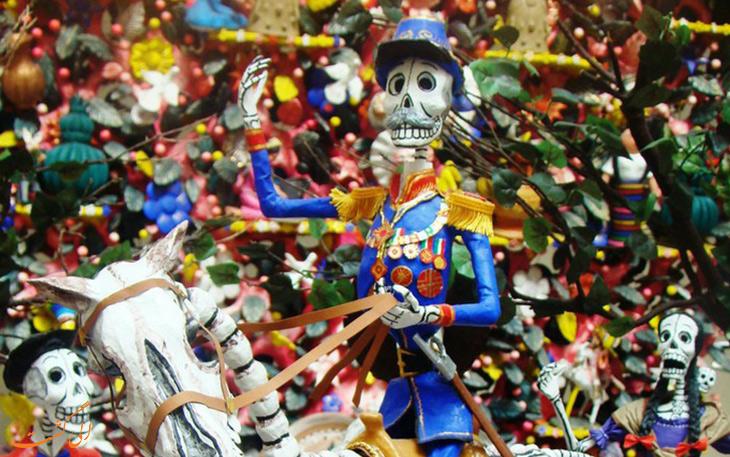 موزه های عجیب مکزیک