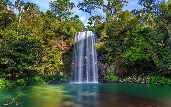 آبشار میلا میلا