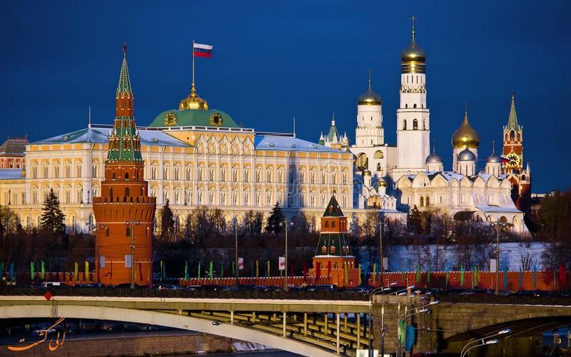 کاخ کرملین مسکو