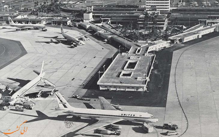 فرودگاه های قدیمی دنیا