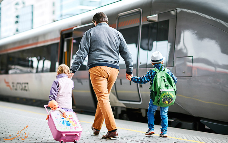 گزینه های حمل و نقل فرودگاه اسلو