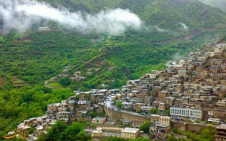 شهرستان پاوه