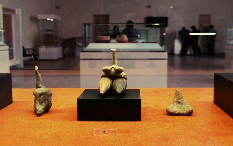 گنجینه های موزه
