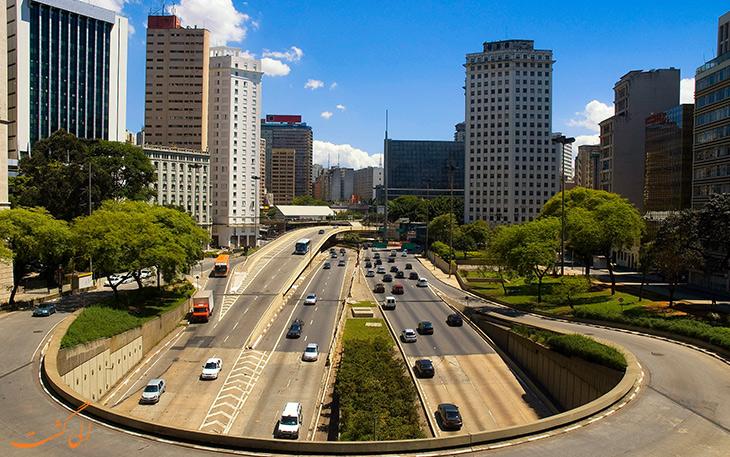 راهنمای سفر به سائوپائولو