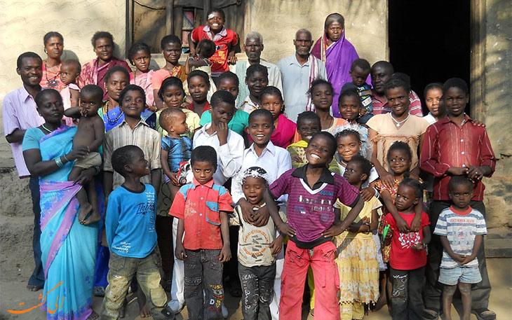 قبیله آفریقایی سیدی در هند