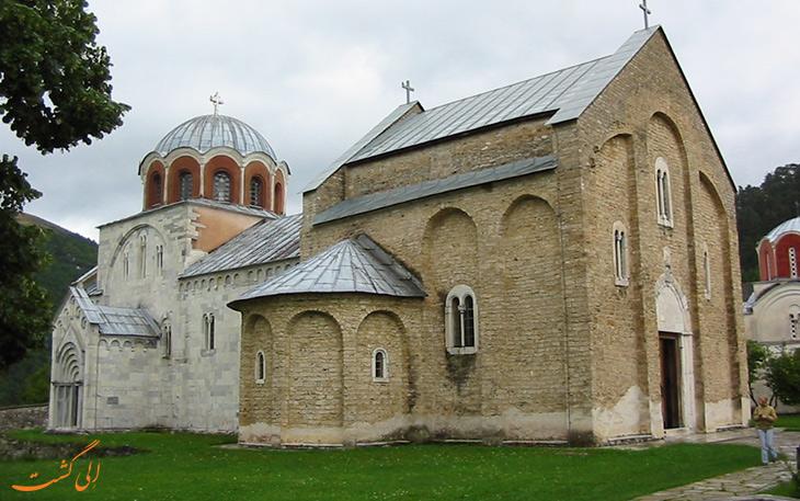 صومعه استودنیکا