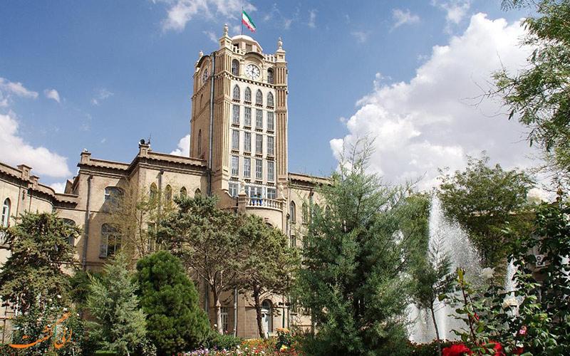کاخ و موزه ی شهرداری