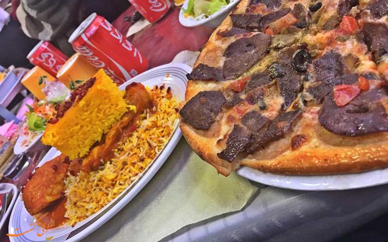 رستوران و کافی شاپ وحید