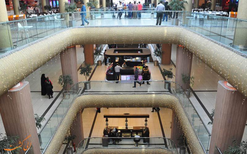 مراکز خرید در شهر تبریز