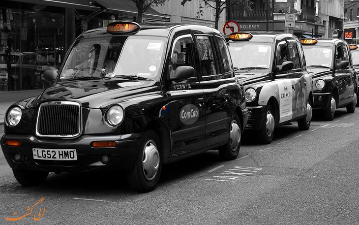 تاکسی لیورپول