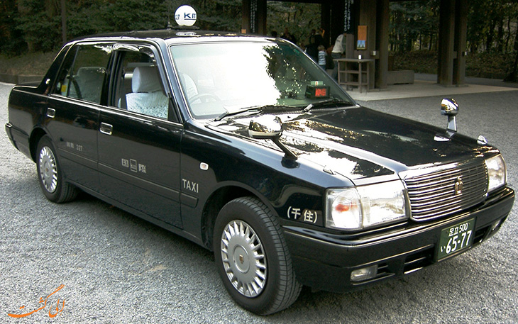 تاکسی اوزاکا