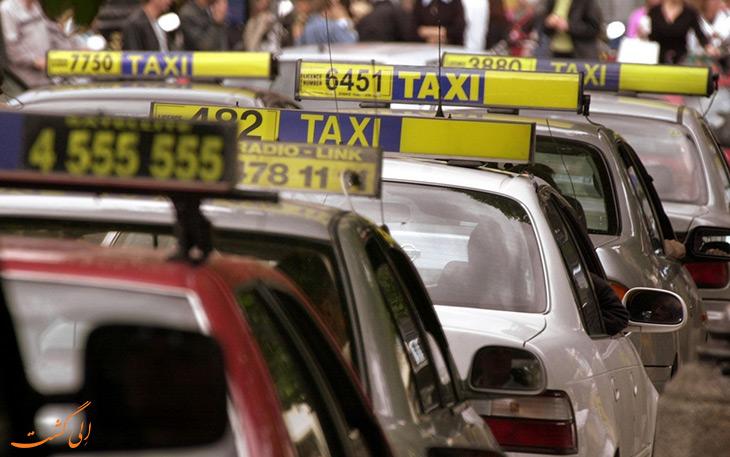 تاکسی دوبلین