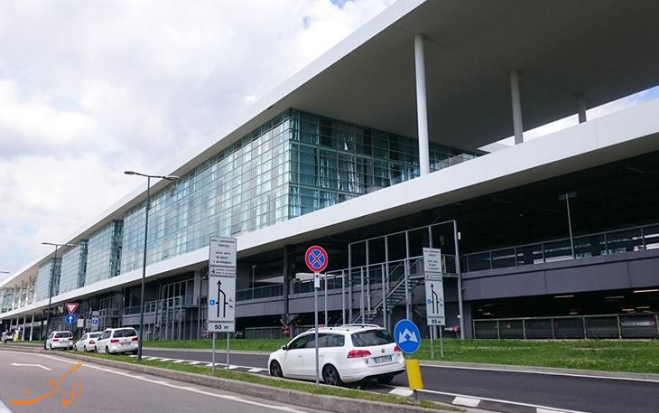 تاکسی فرودگاه میلان