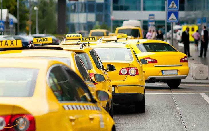 تاکسی کی اف