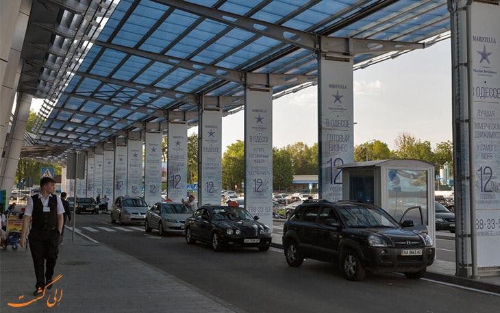 تاکسی فرودگاه کی یف