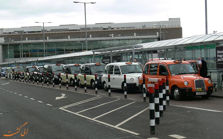 تاکسی ادینبورگ