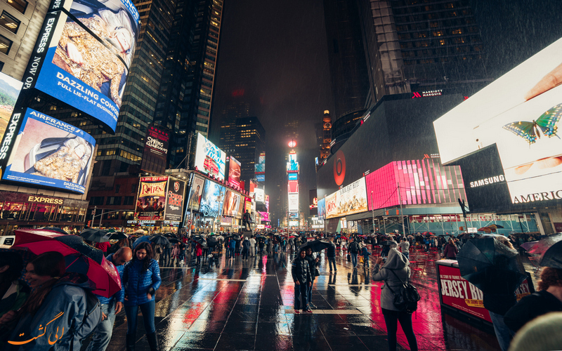 میدان تایمز نیویورک