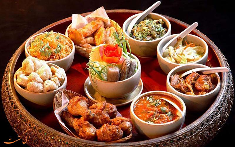 رستوران های چیانگ مای