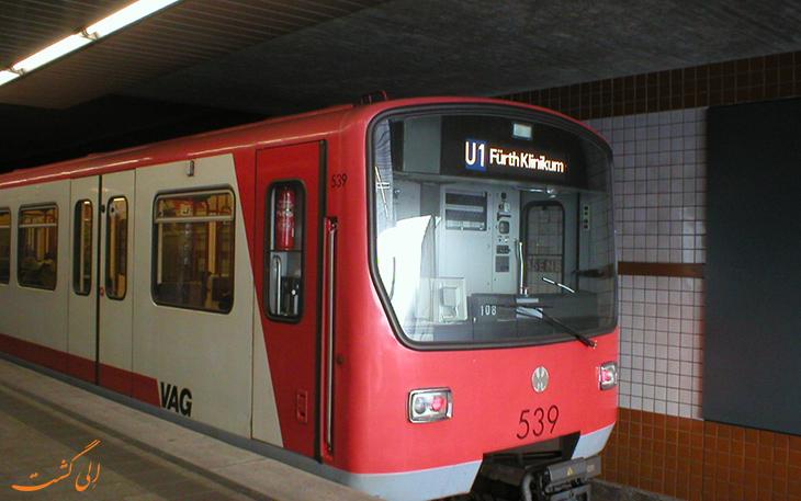 قطار نورنبرگ
