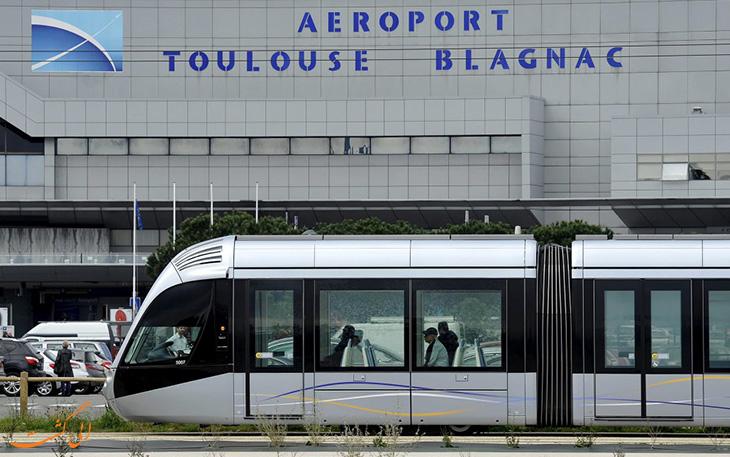 قطار فرودگاه تولوز