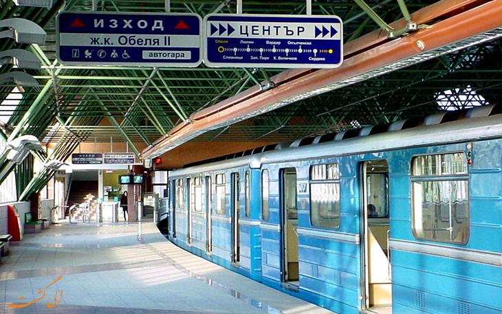 قطار فرودگاه صوفیه